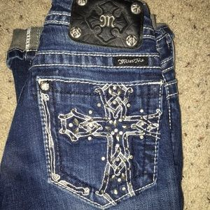 Bling Miss Me Jeans Bootcut